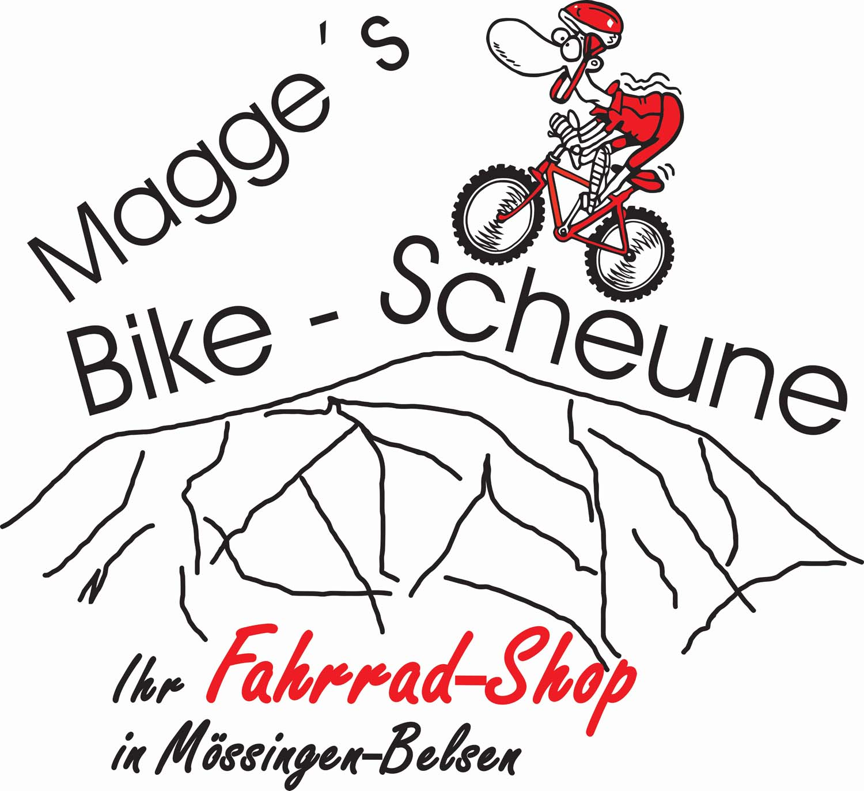 Logo Magges Bikescheune