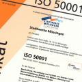 Zertifikat Energieaudit